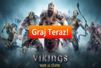 Graj w Vikings: War of Clans